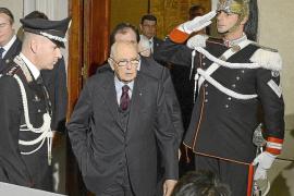 Italia prepara los comicios mientras Monti medita sobre su candidatura