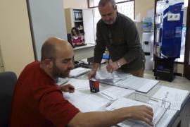 Movilización contra la protección del casco antiguo de Pollença