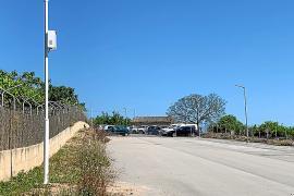 Nueva polémica en Campanet por la instalación sin licencia de una 'antena' en suelo rústico