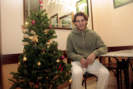 Nadal: «Mi objetivo no es Australia ni Doha, sino recuperar la forma y cuidar la rodilla»