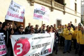 La concesionaria de los Informativos de IB3 despedirá finalmente a 16 personas