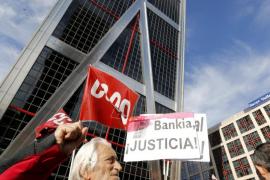 Delegados sindicales Bankia piden en Palma pactar despidos y prejubilaciones