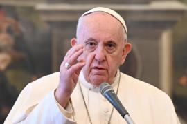Foto de archivo del Papa Francisco