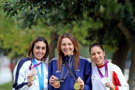 Crespí, Costa y Yagüe lideran la revolución del deporte femenino en 2012