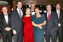 Cena de Navidad del Club Rotario Junípero Serra en el Bahía Mediterráneo