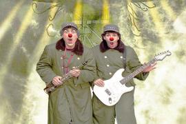 Cantimploro y Mermeladio juegan 'A lo tonto, a lo tonto'