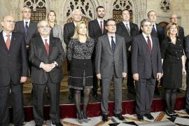 Homs, la mano derecha de Artur Mas en un Govern que cuenta con Afers Exteriors