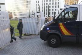 Miguel Angel Flores recupera la libertad tras  depositar una fianza de 200.000 euros