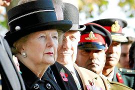 Thatcher temió un ataque español en Gibraltar durante la Guerra de las Malvinas