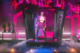 Samantha Hudson revolucionará el Trui Teatre con su exitoso 'Eutanasia Deluxe'
