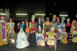 'L'Adoració dels Tres Reis d'Orient' se prepara para «españolizarse»