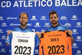 El Atlético Baleares renueva experiencia