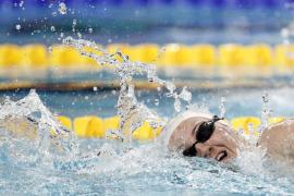 Melanie Costa gana el certamen de natación de San Sebastián