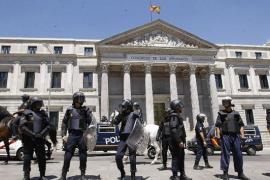 Admitida a trámite la querella por las identificaciones «indiscriminadas» y sanciones a manifestantes