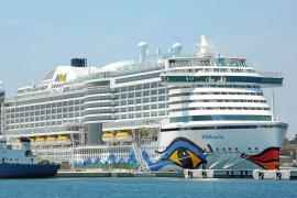 Costa Cruceros inicia su actividad en Palma el 10 de julio