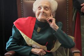 Fallece a los 103 años la Nobel de Medicina italiana Rita Levi-Montalcini