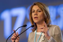 Cospedal ganó 158.000 euros netos en 2011