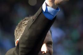 """Caparrós: """"Queremos arrancar 2013 con ilusiones renovadas"""""""