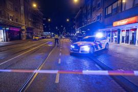 Sucesos en Ámsterdam