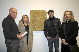 Maraver inaugura una exposición en la Galería Fran Reus