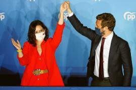 El 'efecto Ayuso' dispararía al PP, que adelantaría al PSOE
