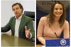 Company renuncia a presentarse a la presidencia del PP balear y Prohens anuncia su candidatura