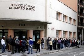Balears acaba el año con 95.835 parados y con 8.884 cotizantes menos a la Seguridad Social