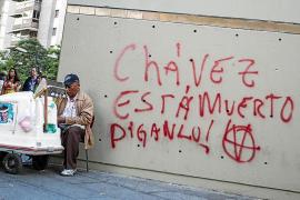 La oposición venezolana pide el «reemplazo temporal» de Hugo Chávez