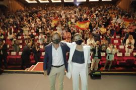 Mitin de Vox en Baleares