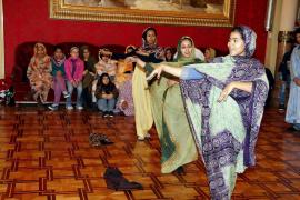 Bailes en el Parlament