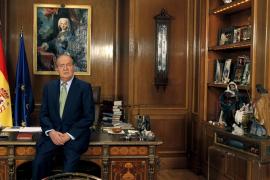 TVE emite esta noche la entrevista de Hermida al Rey