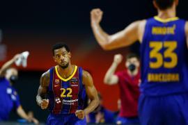 El Barça logra sobre la bocina el pase a la final de la Euroliga