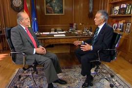 """El Rey advierte contra """"políticas rupturistas"""" y pide vertebrar más el Estado"""