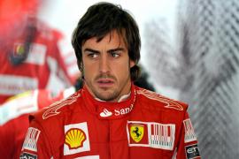 Alonso: «La tercera posición  es lo máximo que podemos dar en calificación»