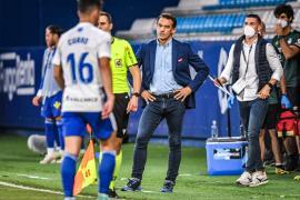 Luis García: «Estoy muy orgulloso de mis futbolistas»