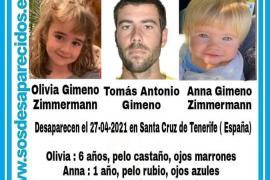 Anna y Olivia continúan desaparecidas