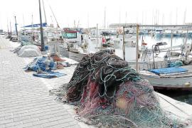 Los pescadores del Port de Pollença no pueden asumir el pago anticipado que exige el Govern