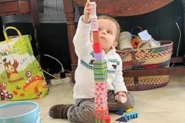 Los Reyes repartieron montones de regalos y juguetes en los hogares de Mallorca