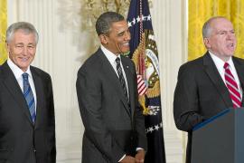 Obama elige a dos hombres de diálogo para la CIA y el Pentágono