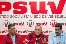 Cabello no descarta que Chávez esté en la jura y anuncia una gran concentración