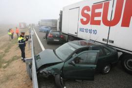 Un muerto y 31 heridos, seis de ellos críticos, en un accidente de tráfico en Lleida