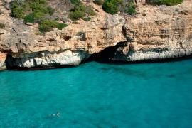 Caló des Moro, playas de Mallorca