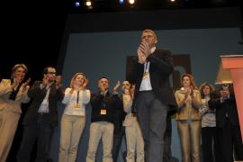 Josep Melià, reelegido presidente de UM con el 68,46 por ciento de los votos