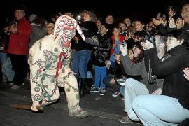 Manacor inicia sus fiestas de Sant Antoni