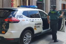 La Guardia Civil investiga una agresión en Palmanova
