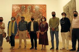 El optimismo social del artista Joan Bennàssar se adentra en Sa Quartera