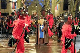 El Ajuntament pedirá declarar Sant Antoni Festa d'Interès Cultural