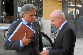 Serra Ferrer planea nombrar apoderado a Cerdà