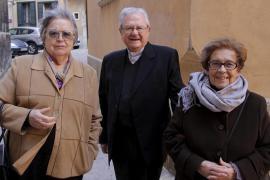 Xavier Salinas se prepara para ser el nuevo obispo de Mallorca