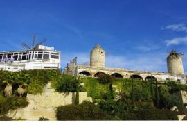Molinos de Es Jonquet en Palma de Mallorca